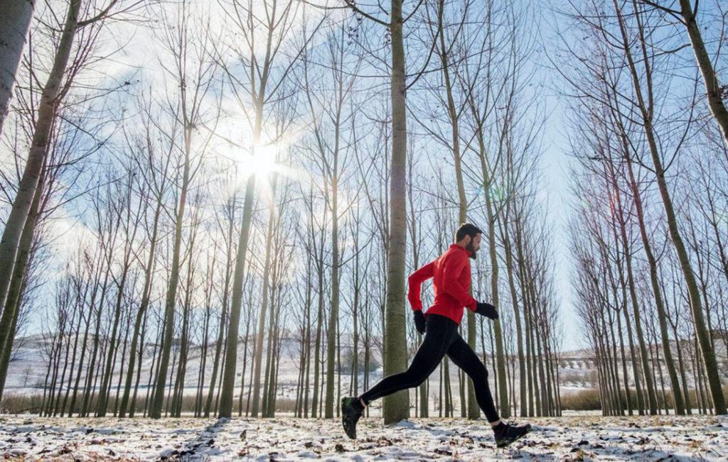 2b0e407fb Beh v zime. Behať možno do -15 °C - Časopis Muscle & Fitness