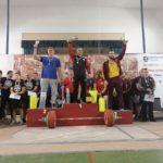 Absolútne poradie – juniori equip: Kandráč, Foriš, Plaskonis