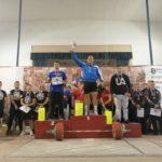 Absolútne poradie – juniori raw: Vavrinec, Halač, Kohút