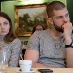 Dominika s manželom sa započúvali do rozprávania Petra Vaniša