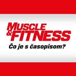 Časopis Muscle Fitness pokračuje na webe