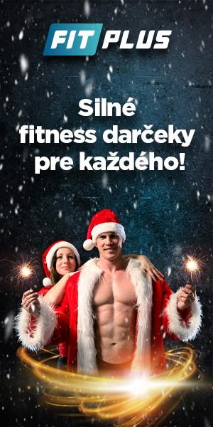 Vianocne darceky pre zdrave vianoce na fitplus.sk