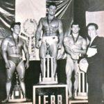 Sipes jako vítěz IFBB Mr. America 1959