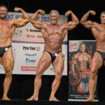 Souboj mužů nad 90 kg: Kičák, Semerád (oba masters), Mach